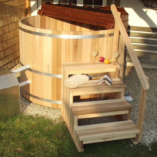 Products Saunas And Hot Tubs Verdure Outdoor Living